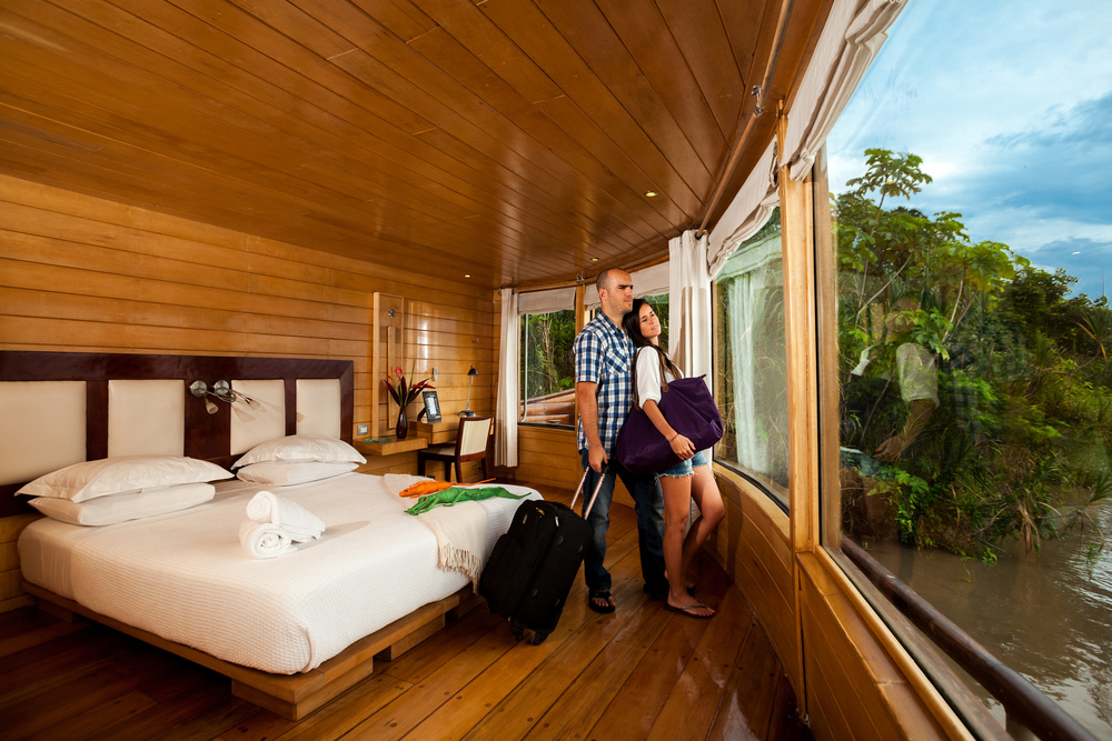 Delfin II Amazon Cruise Master Suite