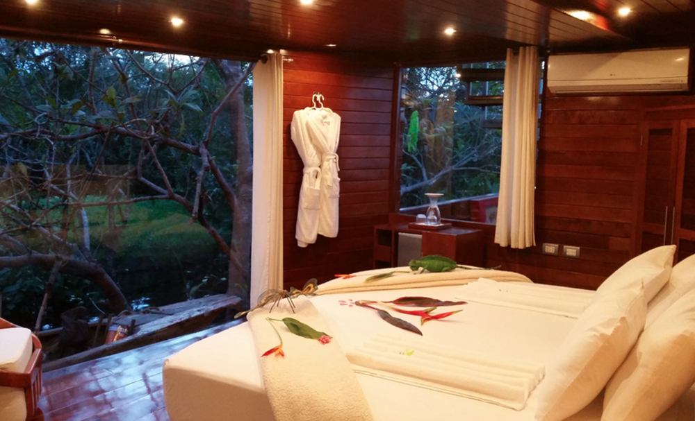 Cattleya Amazon Cruise Suite
