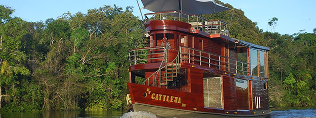 Cattleya Amazon Cruise Itinerary