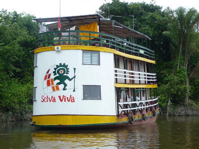 Selva Viva Amazon Cruise