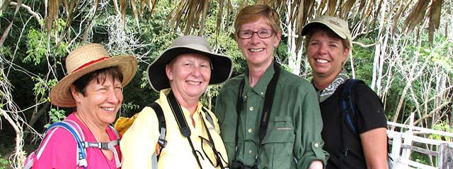 Tucano Amazon cruise itinerary