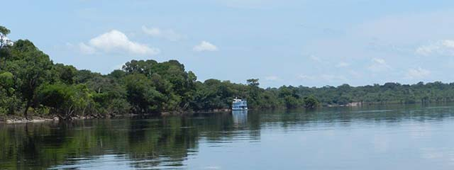 Tucano Amazon cruise itinerary