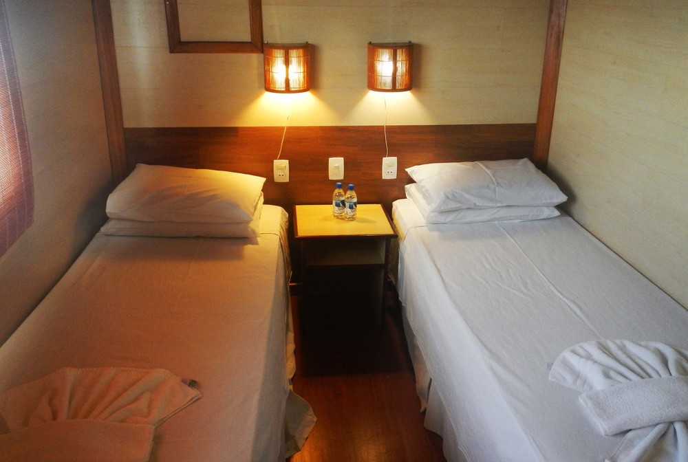 Clipper Premium Amazon Cruise Double Cabin