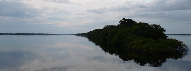 Jacare-Acu Amazon Cruise Itinerary