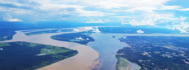 Jacare-Tinga Amazon Cruise Itinerary