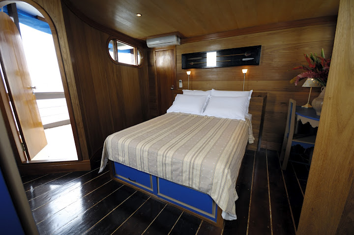 Amazon Dream Cruise Cabin