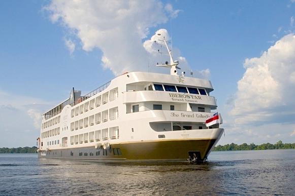 Iberostar Amazon Cruise
