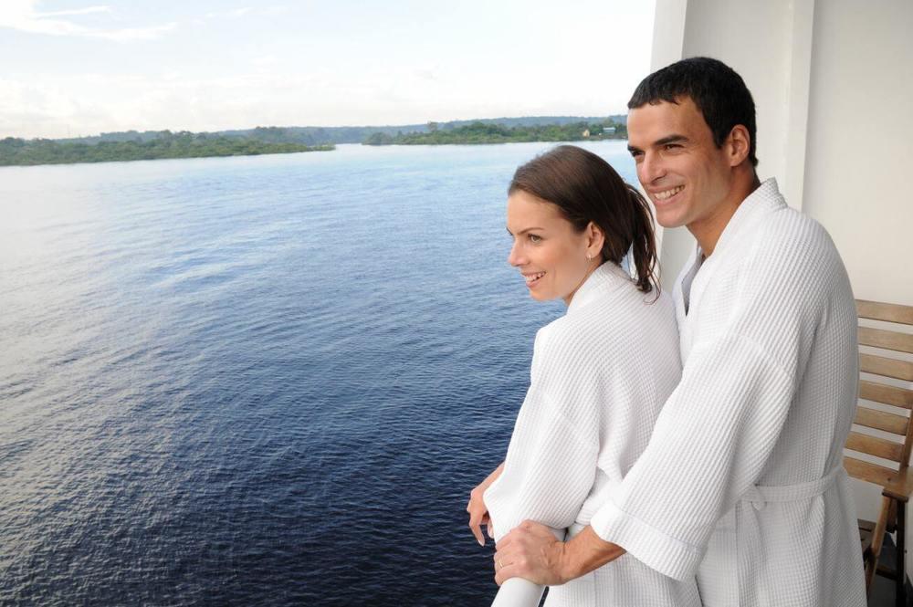 Iberostar Grand Amazon Balcony Cabin