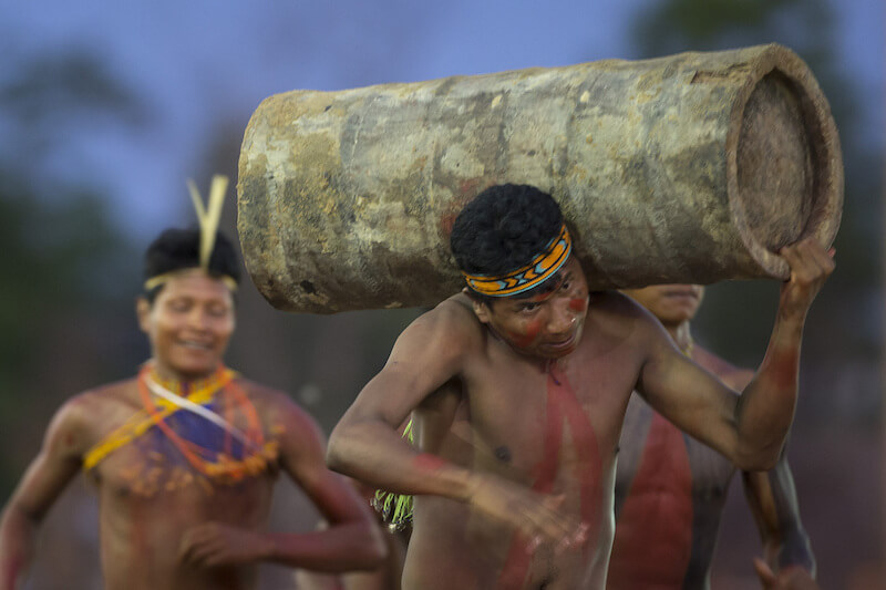 World Indigenous Games Competition Ph. Felipe Dana