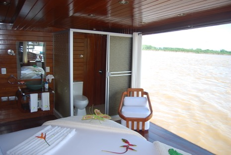 Cattleya Cruise Main Deck Suite