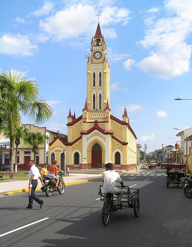 Iquitos Cathedral