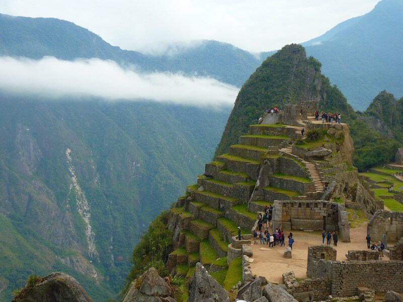 View from Machu Picchu Trails