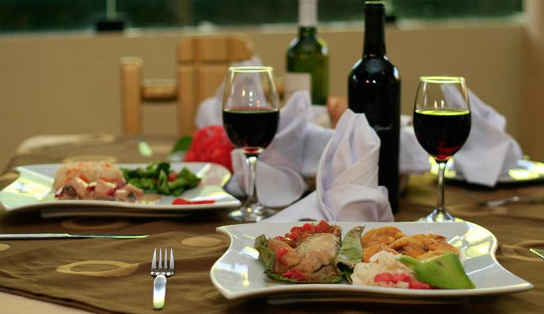 Parthenon Hotel Dining