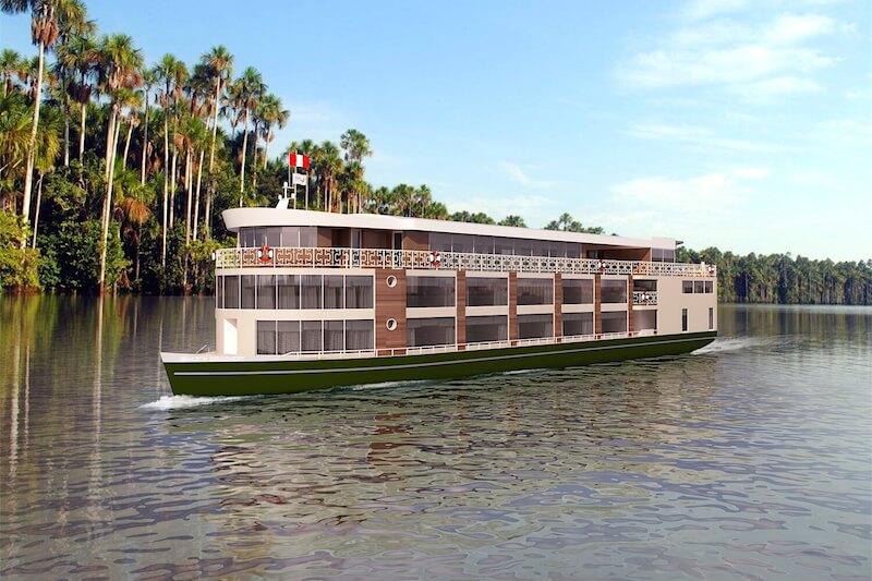 Amazon Discovery Peru39s Newest Luxury Cruise  Rainforest Cruises