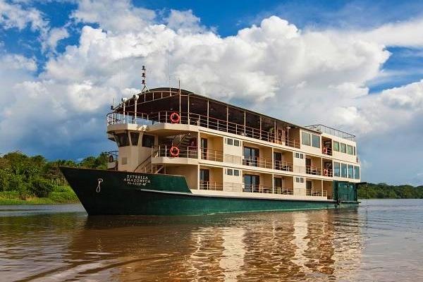 estrella amazonica cruise prices