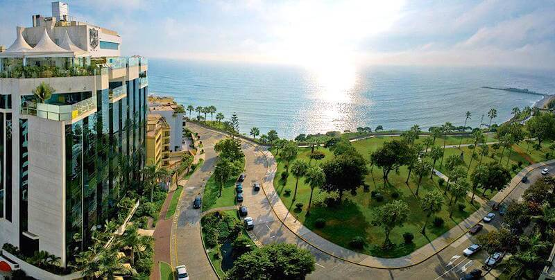 Belmond Miraflores Park Hotel and View