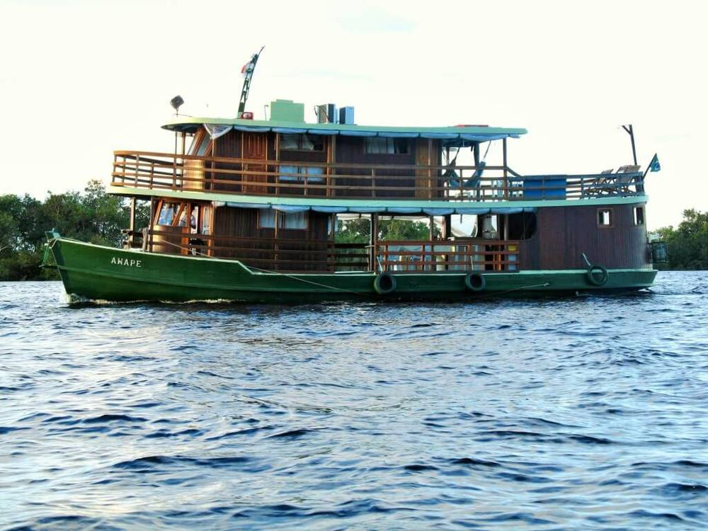Awape Cruise Vessel