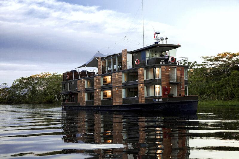 Aqua Amazon Cruise