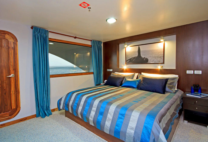 Ocean Spray Galapagos Cruise Cabins