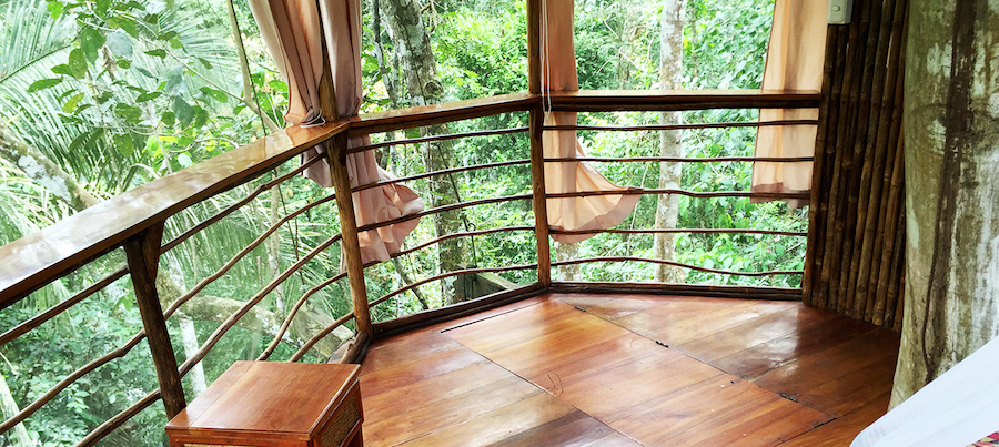 Treehouse Lodge Peru Bungalow 2