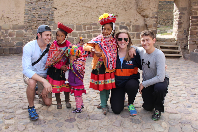 Family trip to Cusco, Machu Picchu and the Sacred Valley.