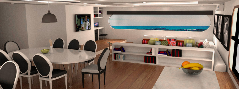 Petrel luxury catamaran