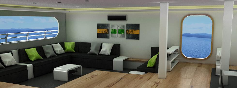 Petrel lounge