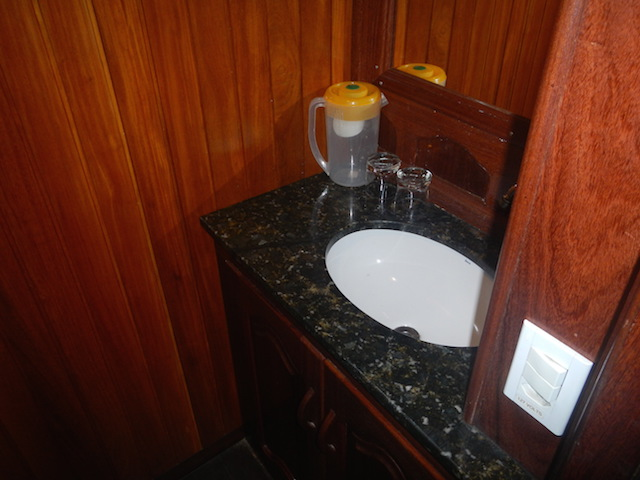 Iracema Cruise Cabin