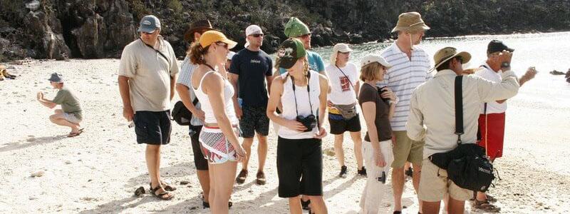 Galapagos family trip