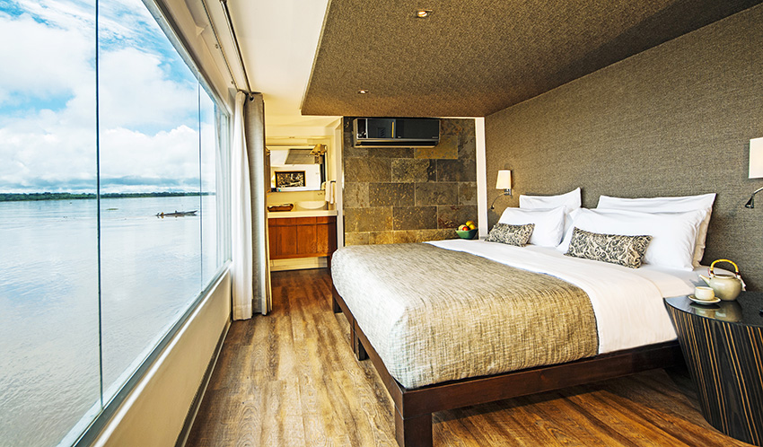 Aqua Amp Aria Amazon Cruise Renovations Rainforest Cruises