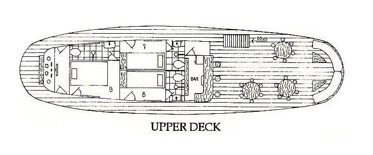 Clipper Upper Deck