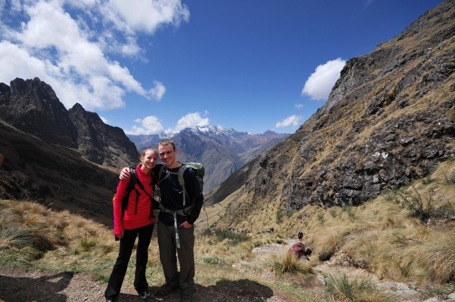 Trekking the Inca Trail