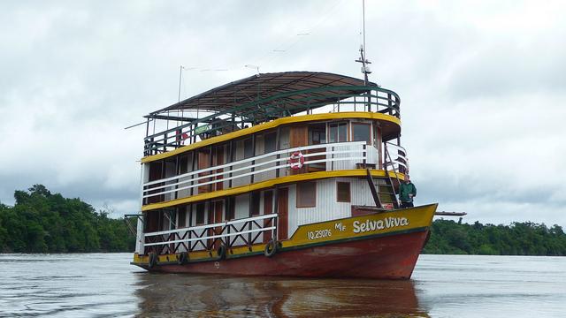 Selva Viva Cruise Boat