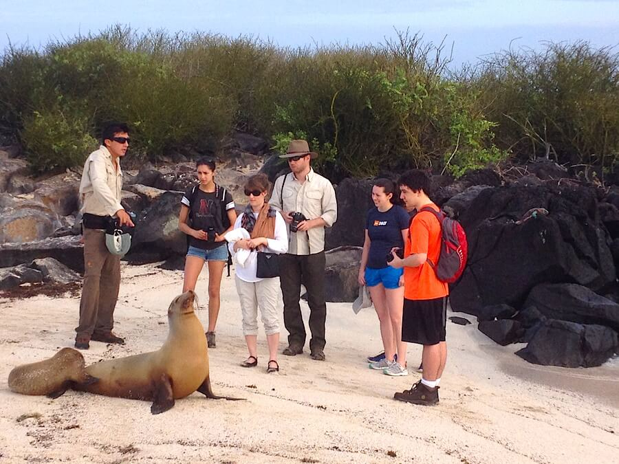 Galapagos Tour Guide