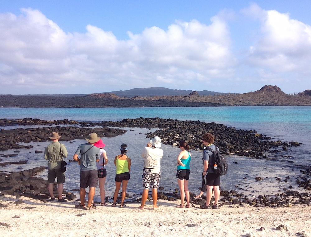 Galapagos Santiago Island