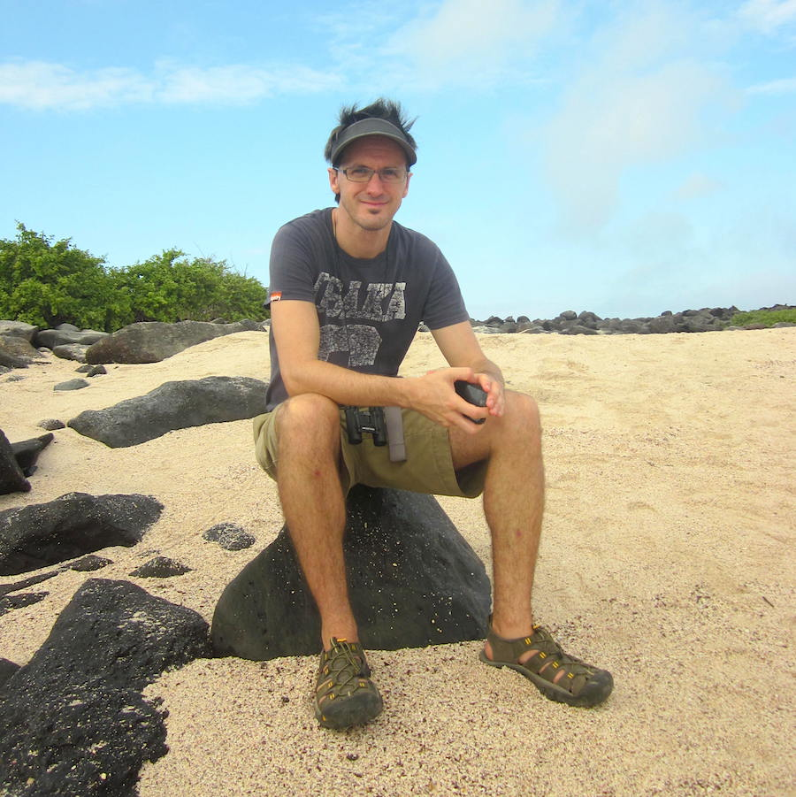 Jon Galapagos