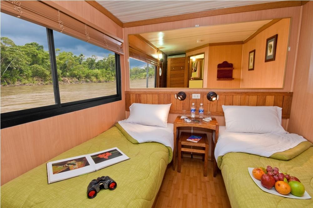 Manatee Twin Cabin