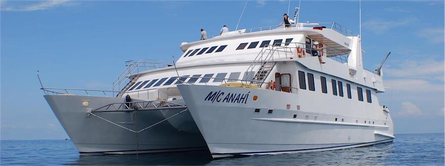 Anahi Galapagos vessel
