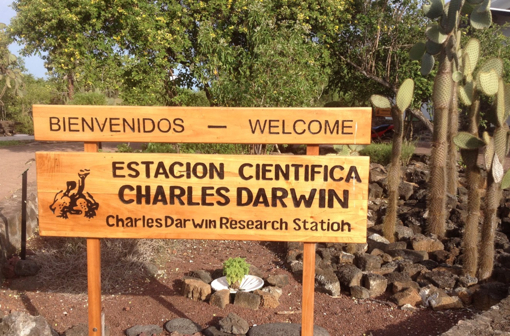 charles darwin research centre