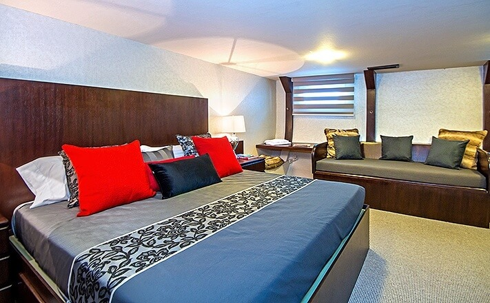 Passion Galapagos Cruise VIP Suite