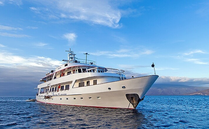 Passion Galapagos Yacht 8-day Cruise