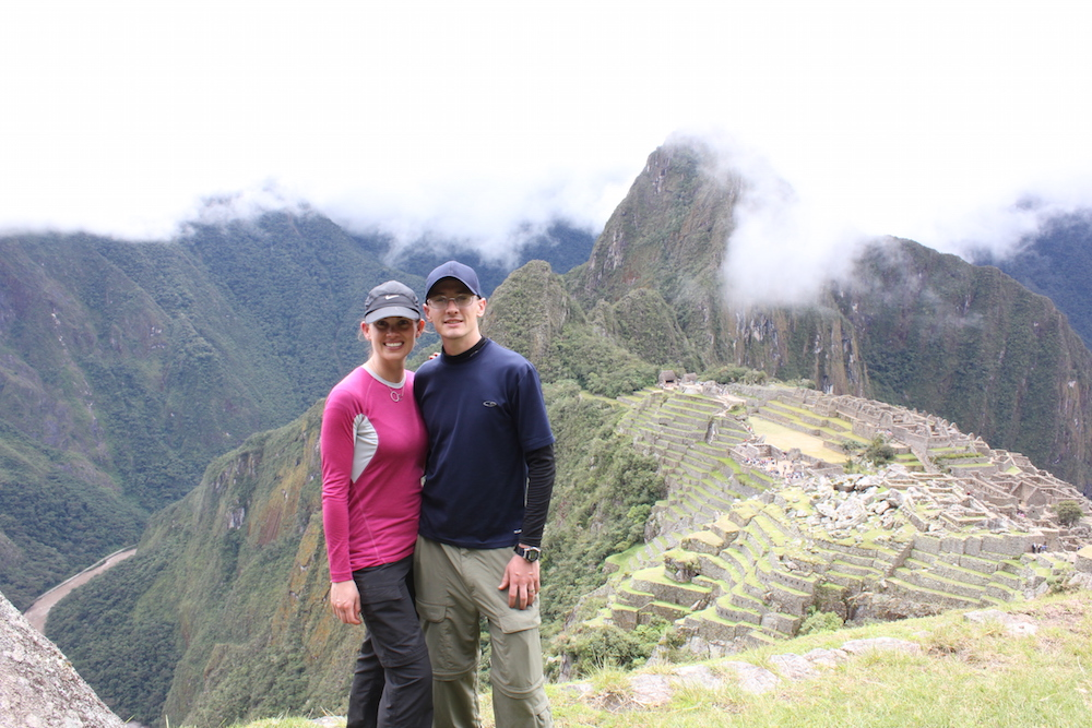 Honeymoon Machu Picchu