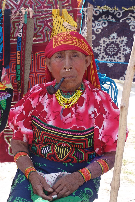Kuna Indian