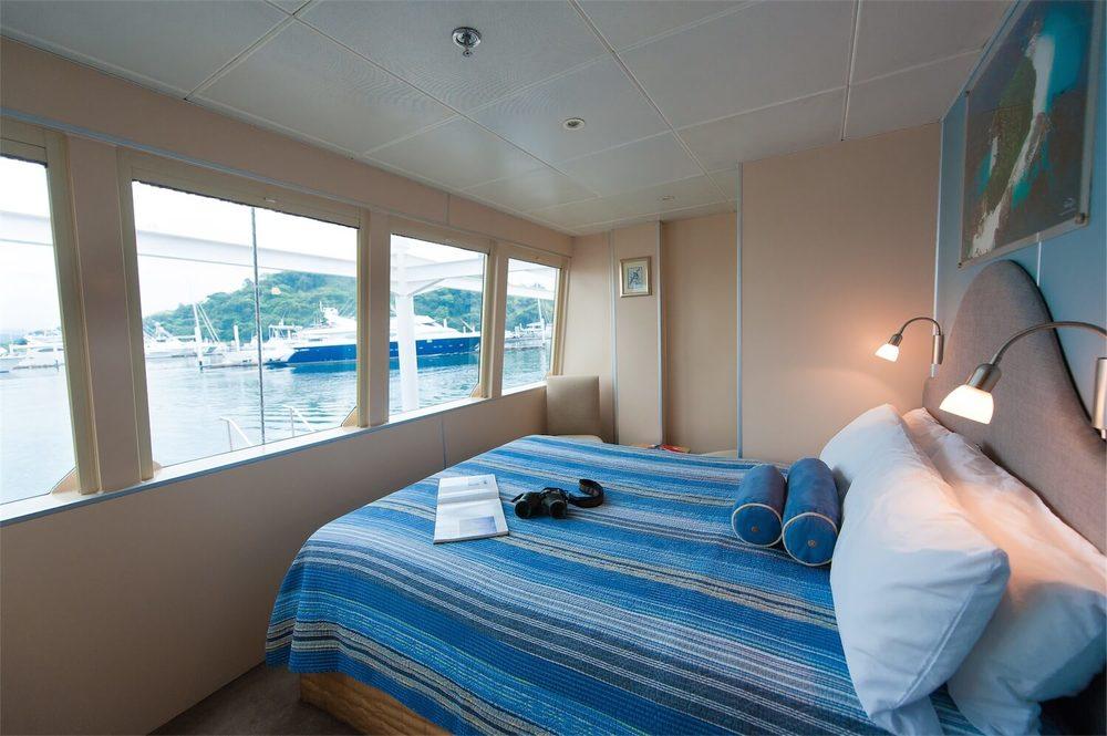 Discovery Panama Cruise Superior Cabin