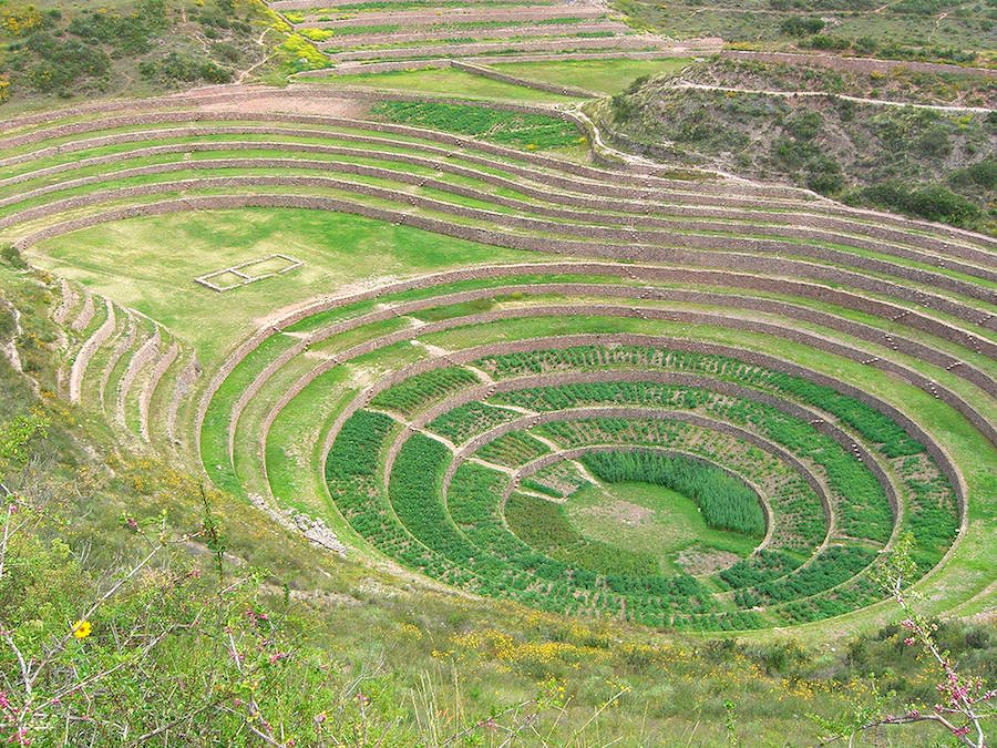 Moray Ruin, Sacred Valley (ph. Wikipedia)