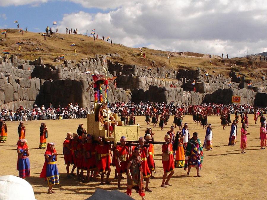 Inti Raymi, Cusco (Ph. Wikipedia)