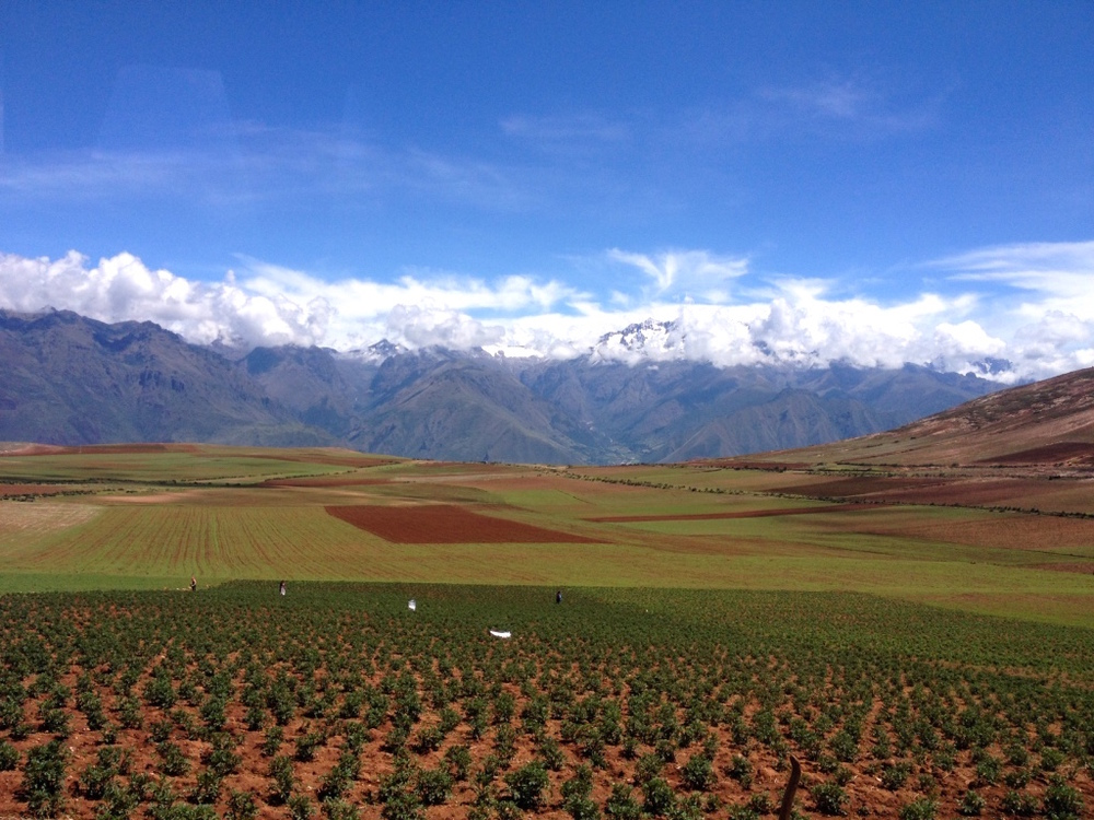 Sacred Valley Scenery