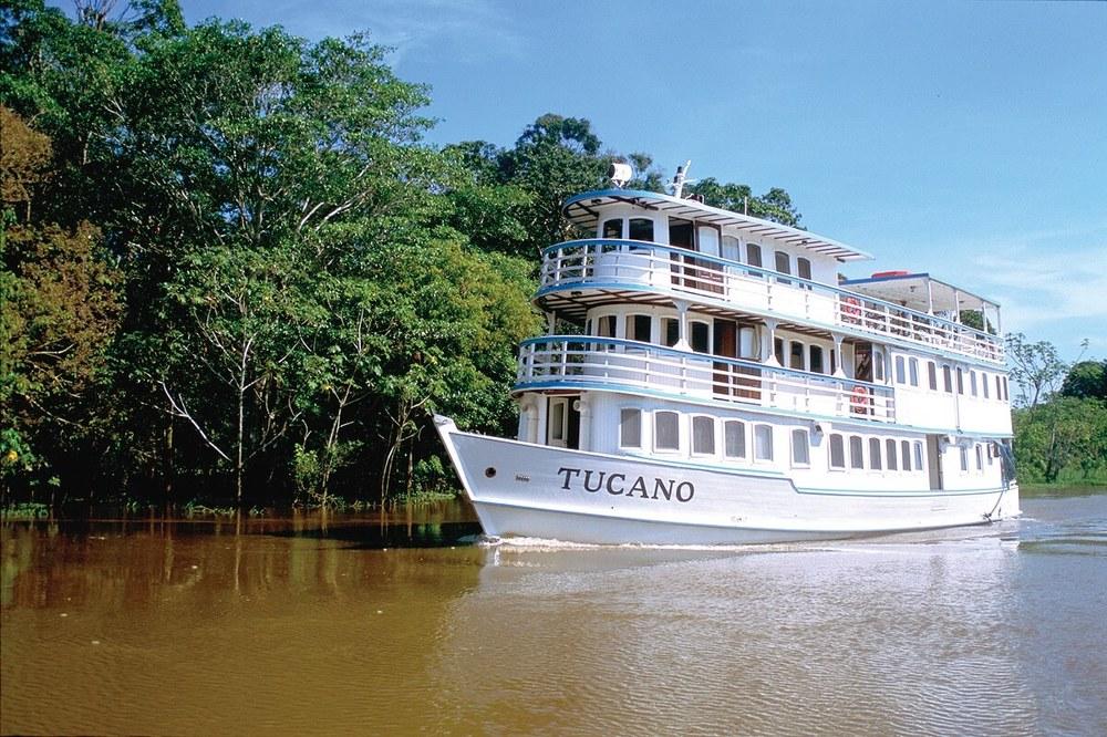 Tucano Amazon Odyssey Cruise