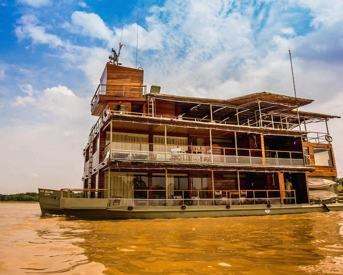 luxury amazon river cruising