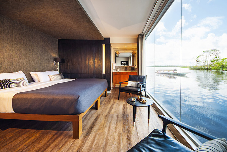 Aria Amazon Cruise Suite